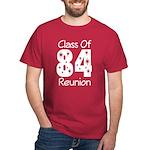 Class of 1984 Reunion Dark T-Shirt