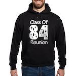 Class of 1984 Reunion Hoodie (dark)