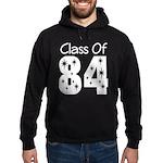 Class of 1984 Hoodie (dark)