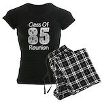 Class of 1985 Reunion Women's Dark Pajamas