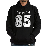 Class of 1985 Hoodie (dark)
