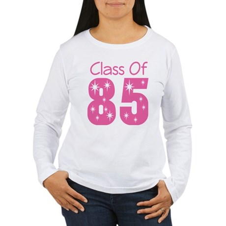 Class of 1985 Women's Long Sleeve T-Shirt