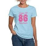 Class of 1986 Reunion Women's Light T-Shirt
