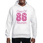 Class of 1986 Reunion Hooded Sweatshirt