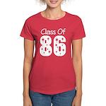 Class of 1986 Reunion Women's Dark T-Shirt
