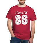 Class of 1986 Reunion Dark T-Shirt