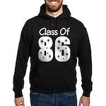 Class of 1986 Reunion Hoodie (dark)