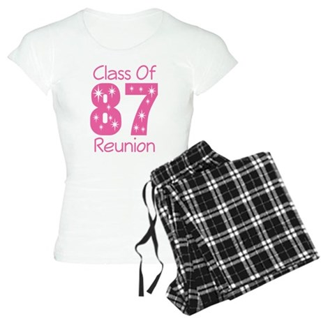 Class of 1987 Reunion Women's Light Pajamas