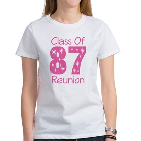 Class of 1987 Reunion Women's T-Shirt