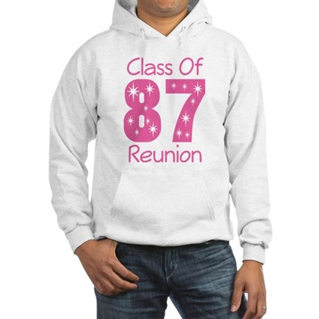 Class of 1987 Reunion Hooded Sweatshirt