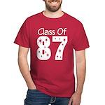 Class of 1987 Dark T-Shirt