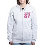 Class of 1987 Women's Zip Hoodie