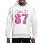 Class of 1987 Hooded Sweatshirt