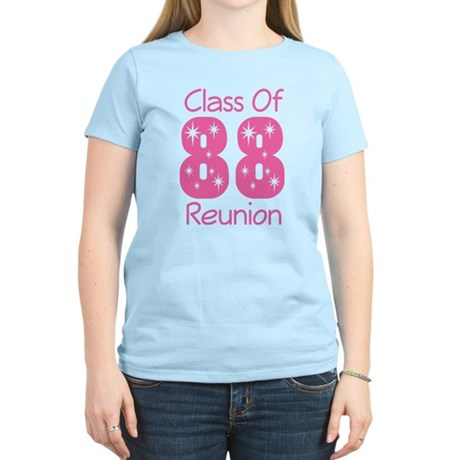 Class of 1988 Reunion Women's Light T-Shirt