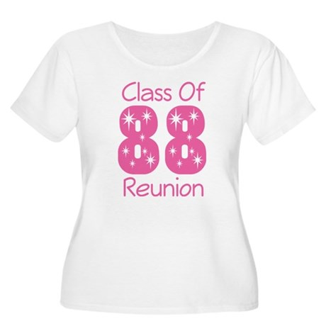 Class of 1988 Reunion Women's Plus Size Scoop Neck
