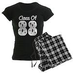 Class of 1988 Women's Dark Pajamas