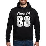 Class of 1988 Hoodie (dark)