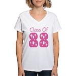 Class of 1988 Women's V-Neck T-Shirt