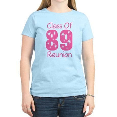 Class of 1989 Reunion Women's Light T-Shirt