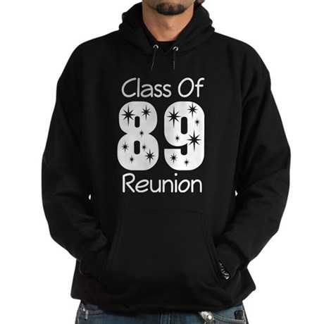 Class of 1989 Reunion Hoodie (dark)