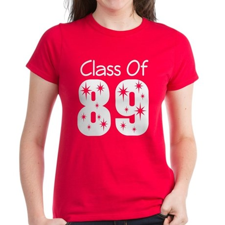 Class of 1989 Women's Dark T-Shirt