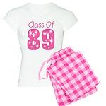 Class of 1989 Women's Light Pajamas