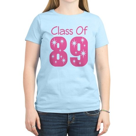 Class of 1989 Women's Light T-Shirt