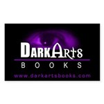 Dark Arts Rectangle Sticker