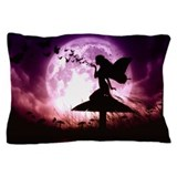Buttefly Keeper Fairy Purple Pink Pillow Case