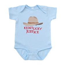 Kentucky Justice Infant Bodysuit