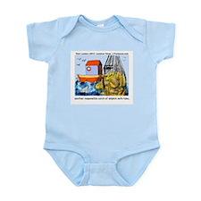 Dolphin-Safe Tuba Infant Bodysuit