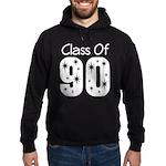 Class of 1990 Hoodie (dark)