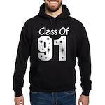 Class of 1991 Hoodie (dark)