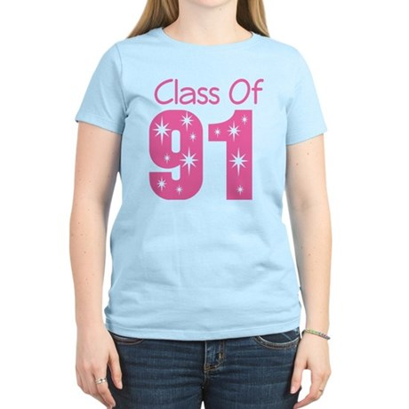 Class of 1991 Women's Light T-Shirt