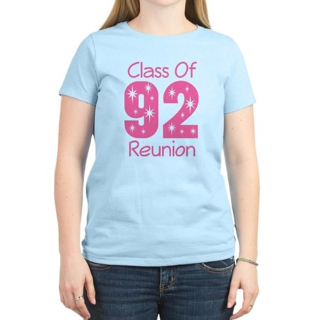 Class of 1992 Reunion Women's Light T-Shirt
