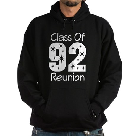 Class of 1992 Reunion Hoodie (dark)