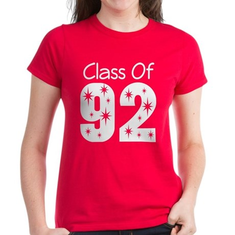 Class of 1992 Women's Dark T-Shirt