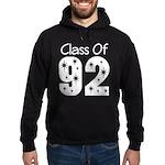 Class of 1992 Hoodie (dark)