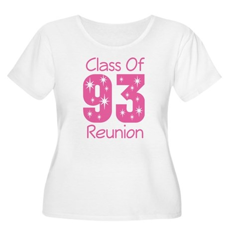Class of 1993 Reunion Women's Plus Size Scoop Neck