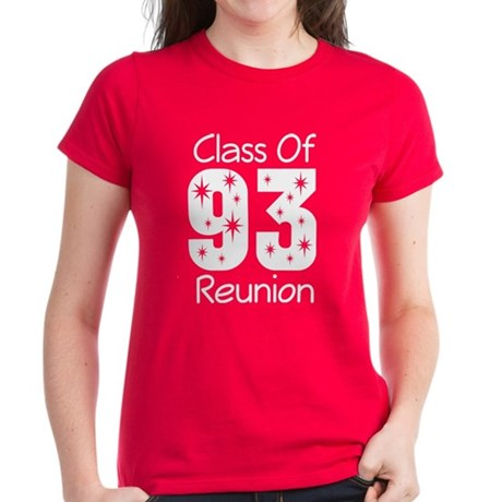 Class of 1993 Reunion Women's Dark T-Shirt