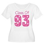 Class of 1993 Women's Plus Size Scoop Neck T-Shirt