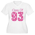 Class of 1993 Women's Plus Size V-Neck T-Shirt
