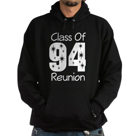 Class of 1994 Reunion Hoodie (dark)