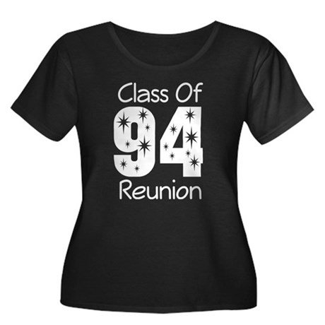 Class of 1994 Reunion Women's Plus Size Scoop Neck