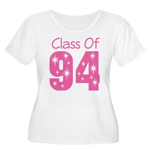 Class of 1994 Women's Plus Size Scoop Neck T-Shirt