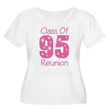 Class of 1995 Reunion Women's Plus Size Scoop Neck