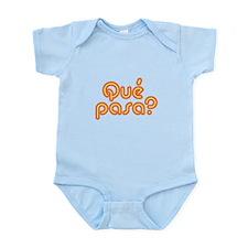 Que Infant Bodysuit