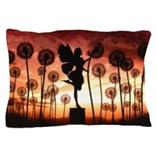 Make A Wish Fairy Pillow Case