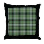 Tartan - Currie Throw Pillow