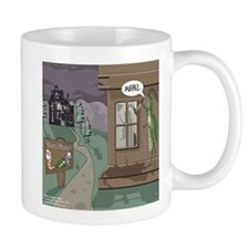 The Fishing Bates Motel Mug
